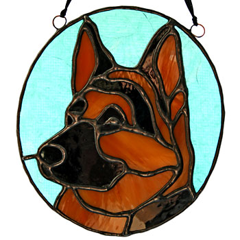 German-Shepherd-Ornament