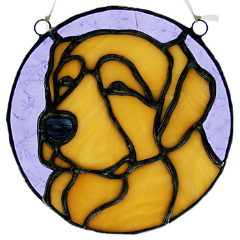 Animal Stained Glass Patterns, 130+ Stained Glass Designs on CD