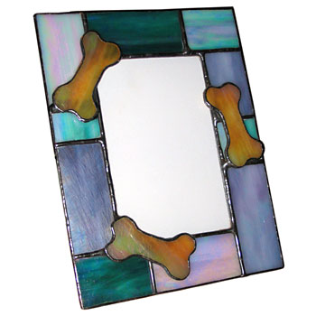 Stained Glass Mirrors and Frames | Mungo Works