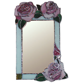 Mirror-Pink-Roses