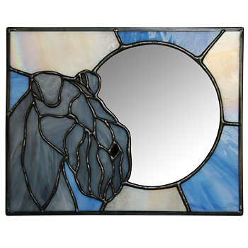 Kerry-Blue-Terrier-Mirror