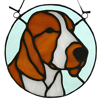 Dog Show II Stained Glass Pattern Book, Books