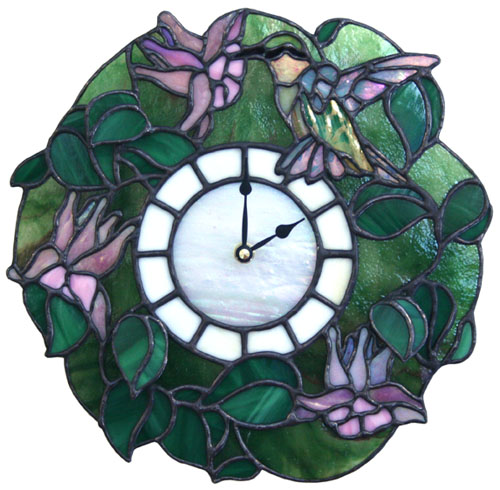 HummingbirdWallClock